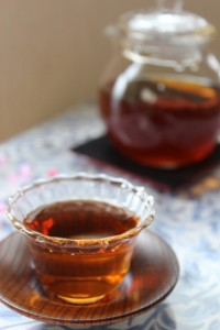 ジャスミン茶in Pot3
