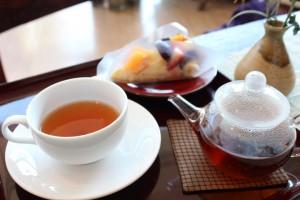キルフェボンと和紅茶