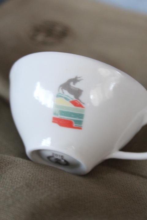 地紅茶サミット in 奈良 オリジナルテイスティングカップ