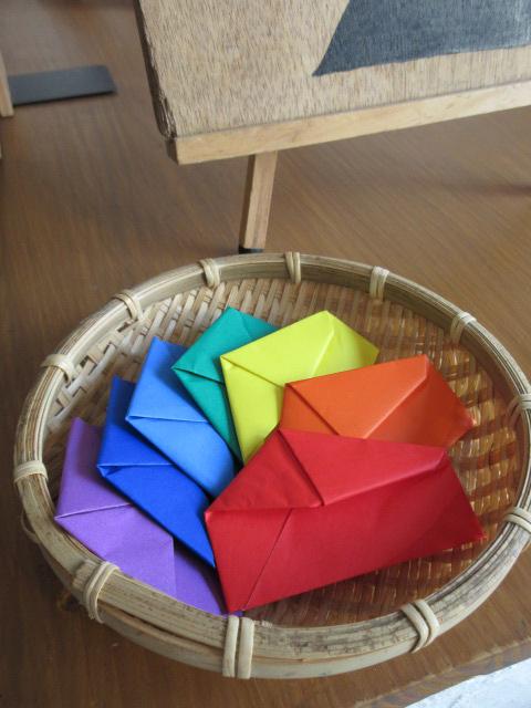 虹色の本茶