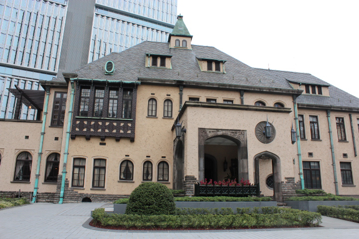 赤坂プリンスクラシックハウス3