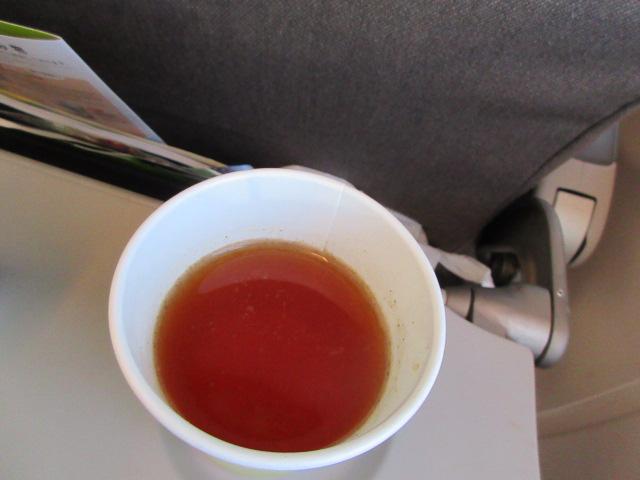 小みかん和紅茶