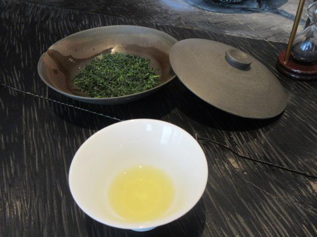玉露1煎目&茶葉