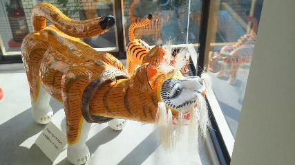 TORAYA CAFEの虎2