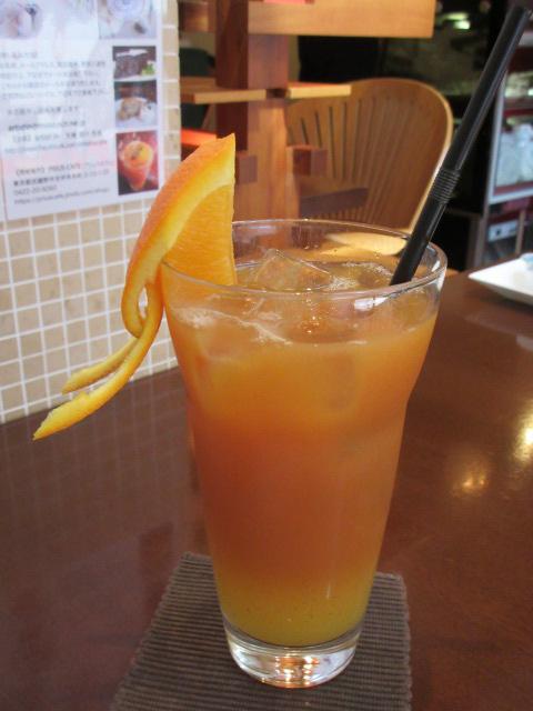 オレンジベリーティー