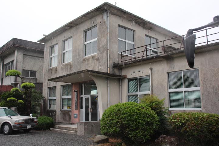 鹿児島県農業開発総合センター建物