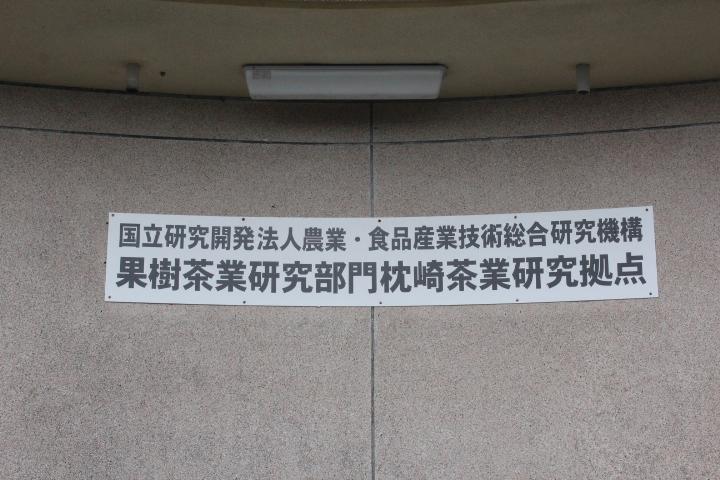 枕崎 茶業研究拠点