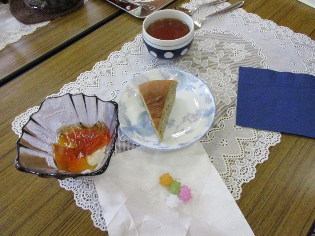 ひのはら紅茶を楽しむ会 ティータイム