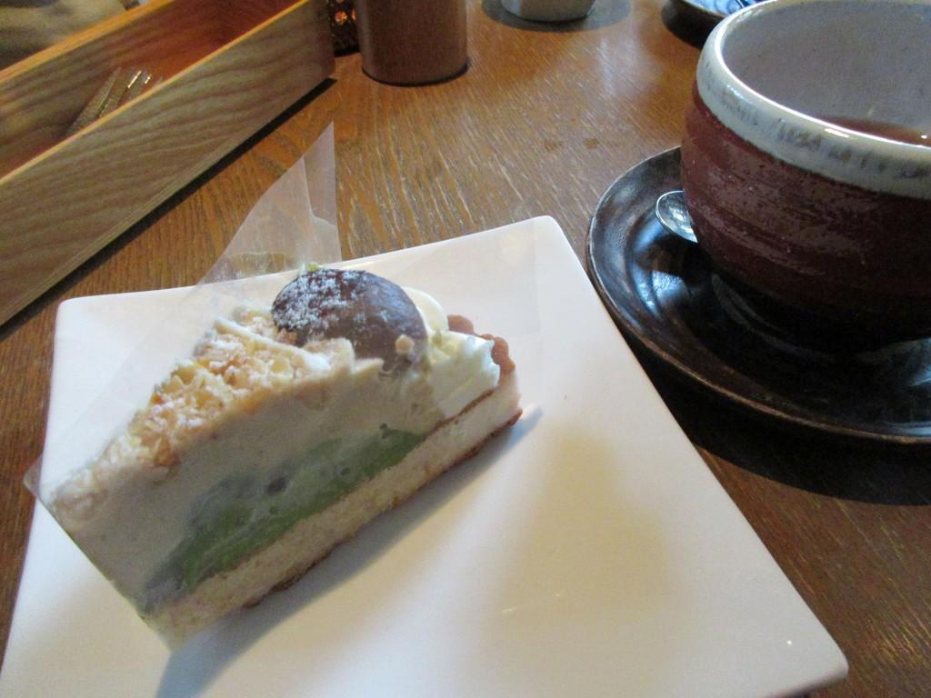 茶寮 和栗モンブラン