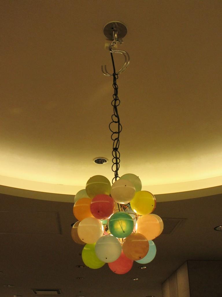 Baloons シャンデリア
