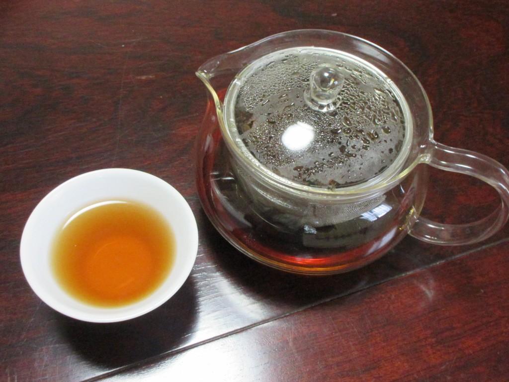 在来種の和紅茶