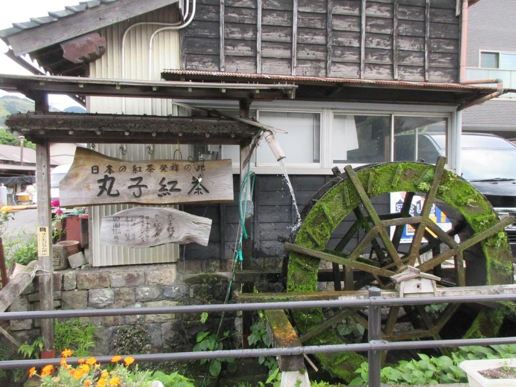 丸子紅茶 水車