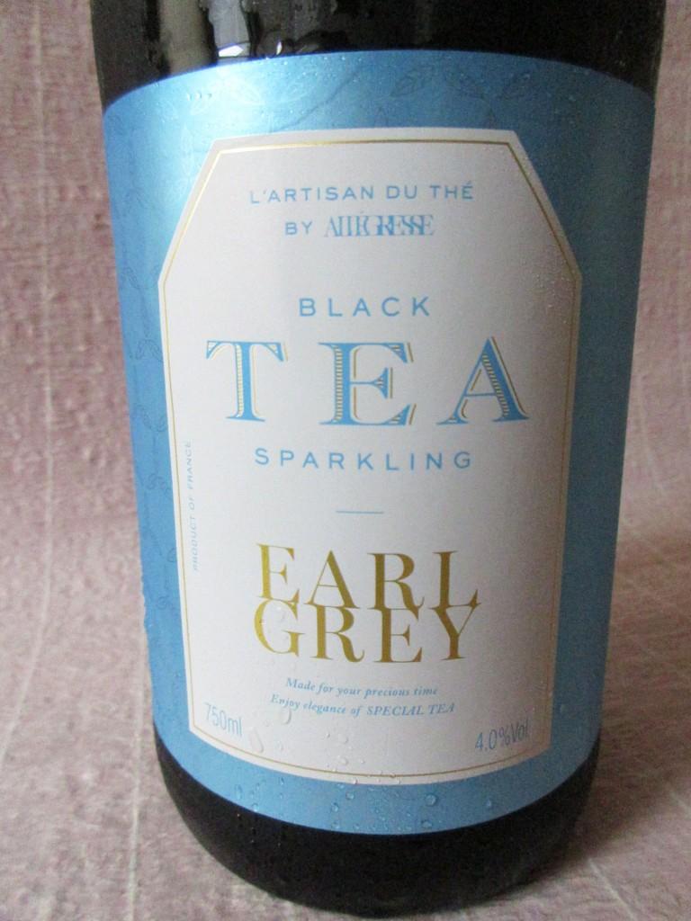 BLACK TEA SPARKLING