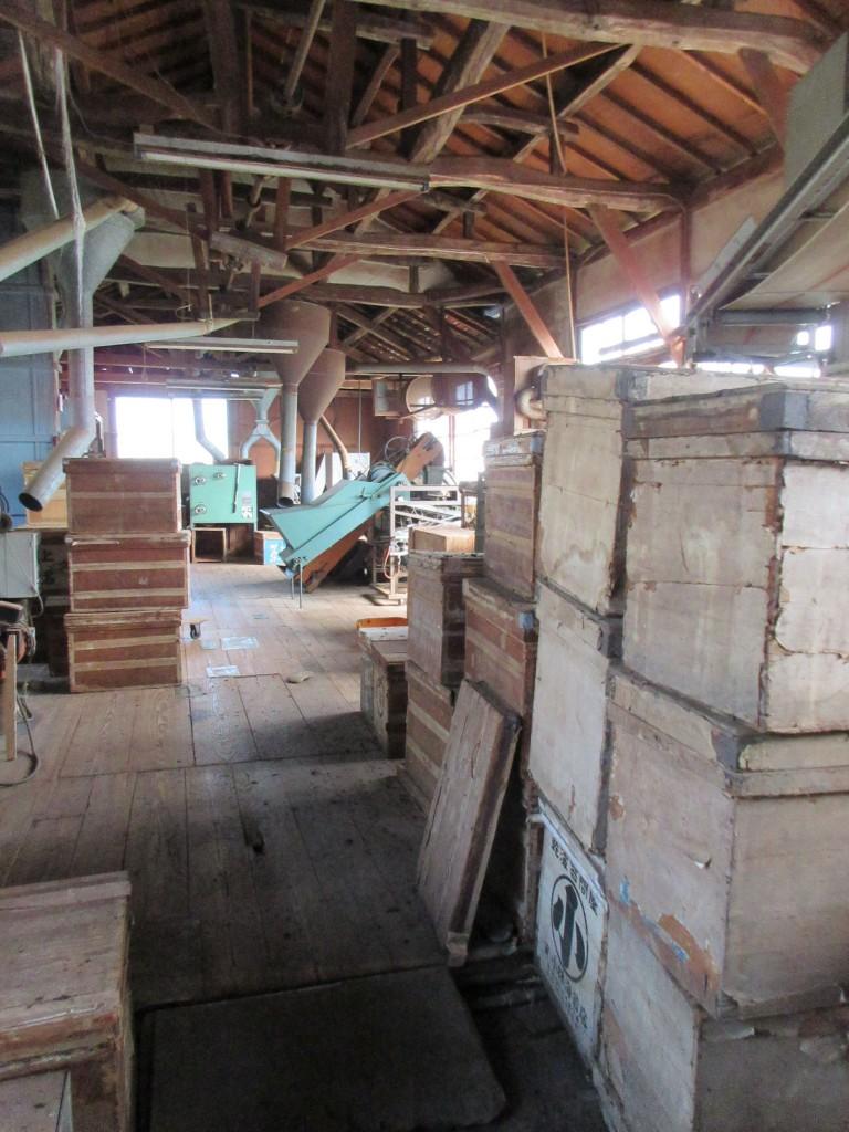 鈴木園 茶工場3