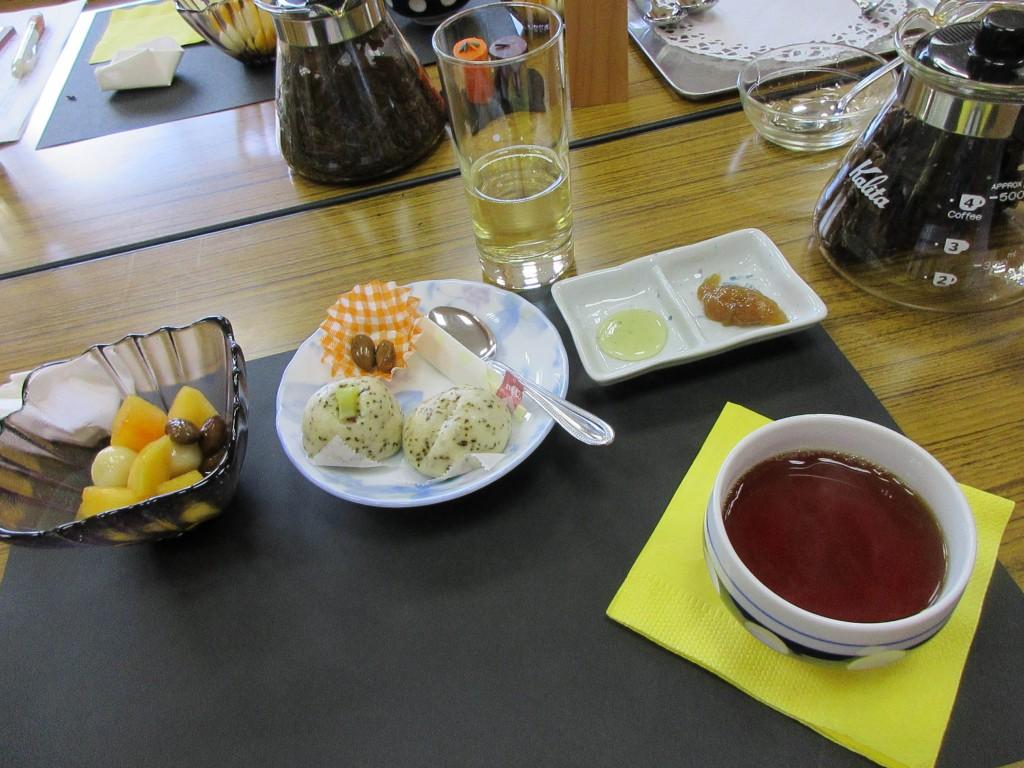 2019.10.27 ひのはら紅茶を楽しむ会2019 ティータイム