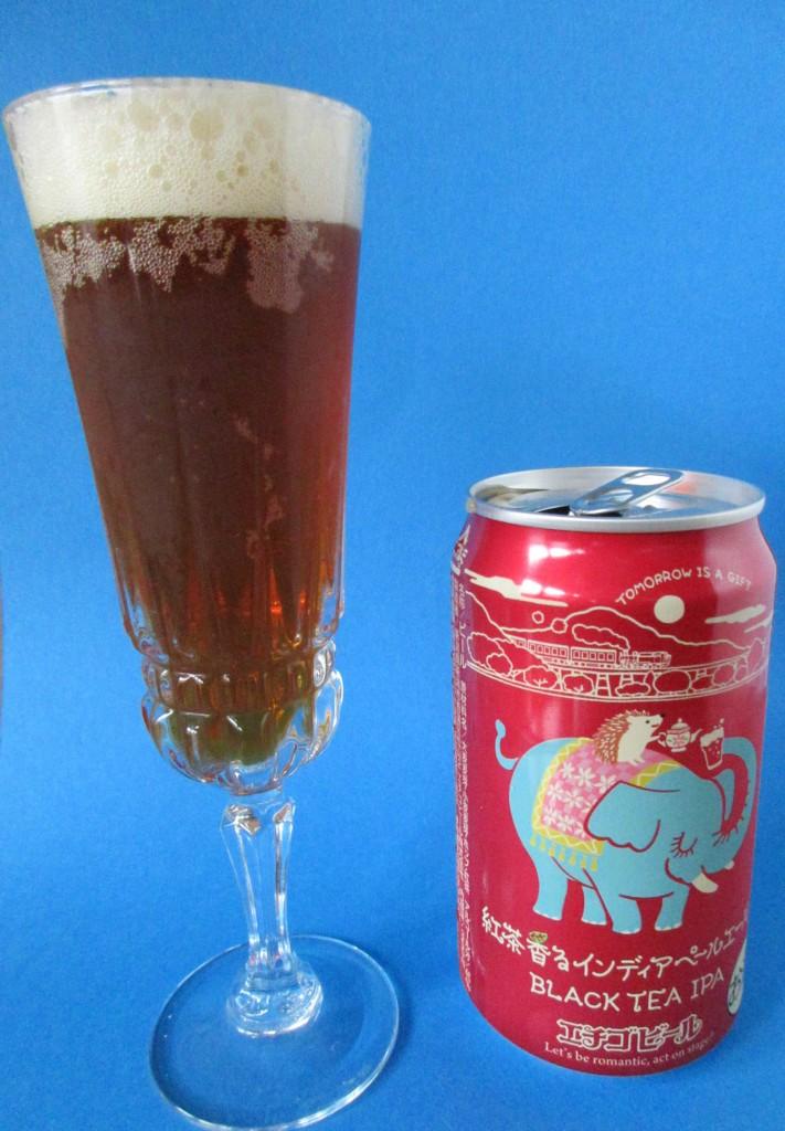 グラスビールとIPA