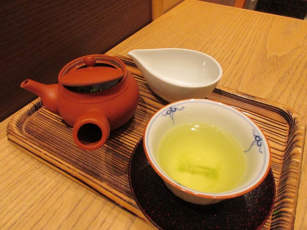 煎茶 右近の桜