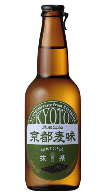 黄桜 抹茶 発泡酒 瓶