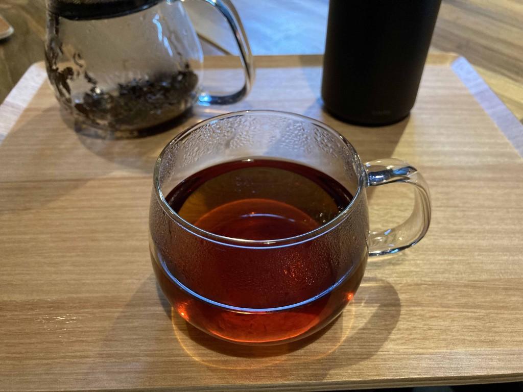 奈良産和紅茶