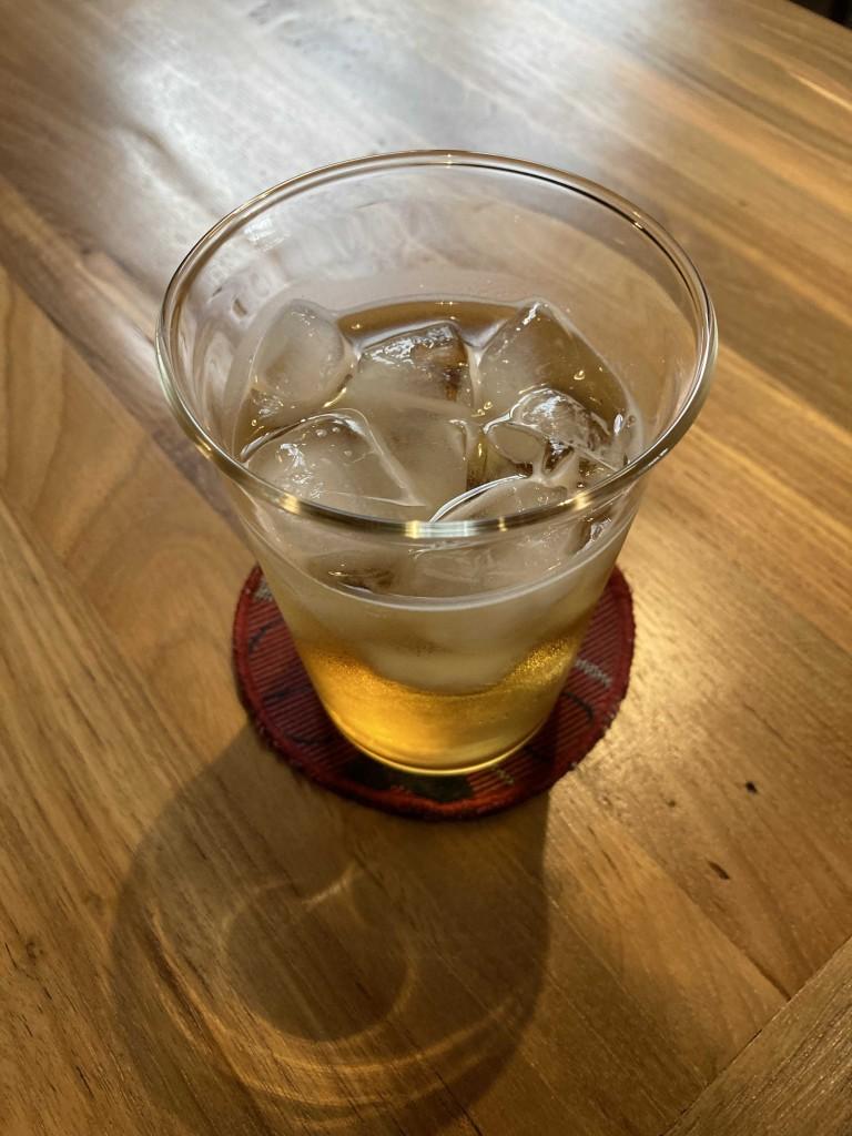 燻製紅茶カクテル