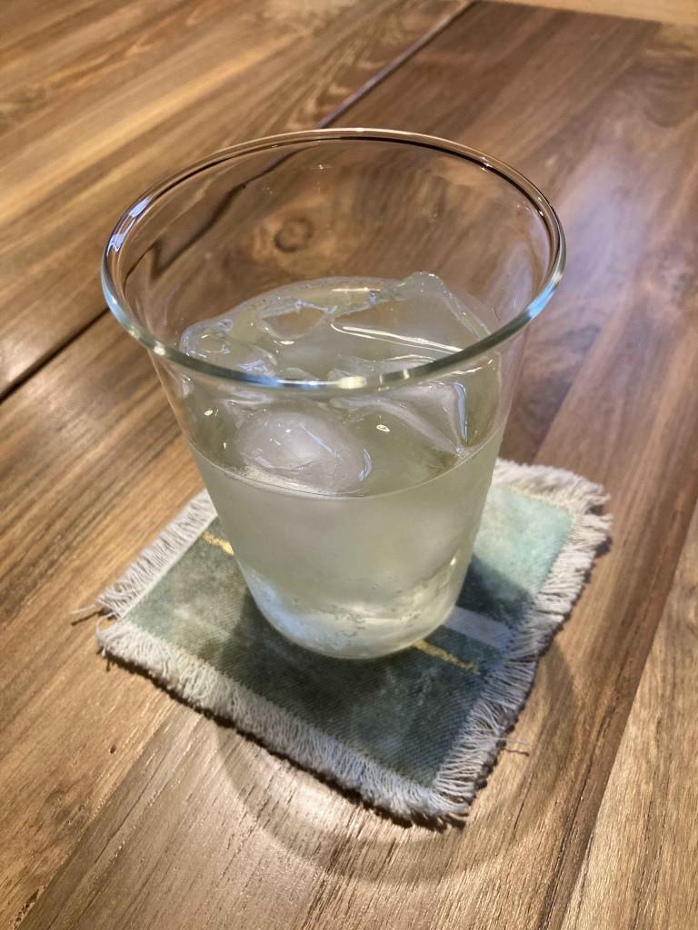 煎茶カクテル