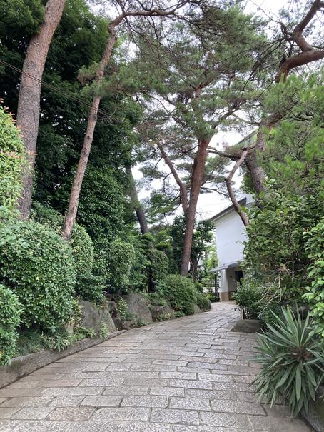 斎田記念館 エントランス