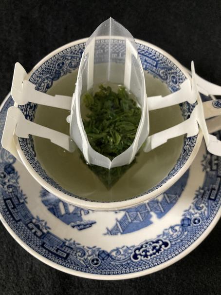 ドリップ式釜炒り茶