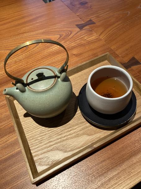 焙煎ほうじ茶